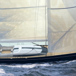 Perini Navi 39m Briand yacht