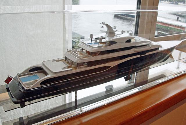 Feadship-Royal-Van-Lent-hull-808-model