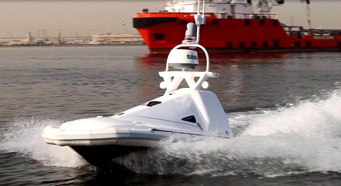 Hydra USVs for Megayachts