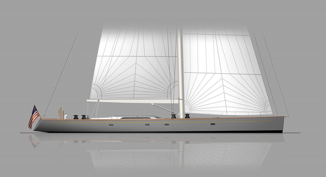FSS 84, 102, 112: Performance Sloops From Front Street Shipyard