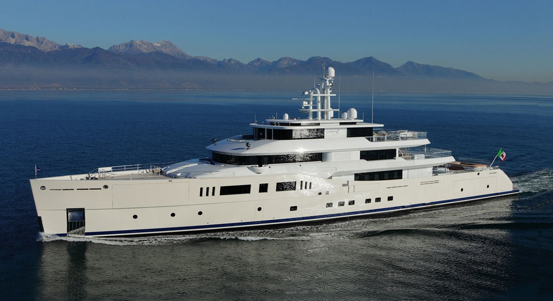 Megayacht News Leadership Series: Philippe Briand