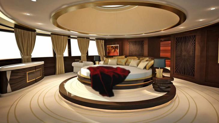 Superyacht Skyfall Interior Video Megayacht News