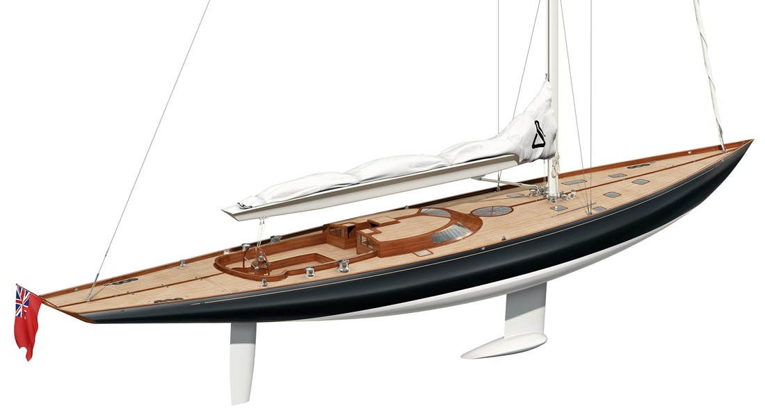 Spirit Yachts Unveils Spirit 110
