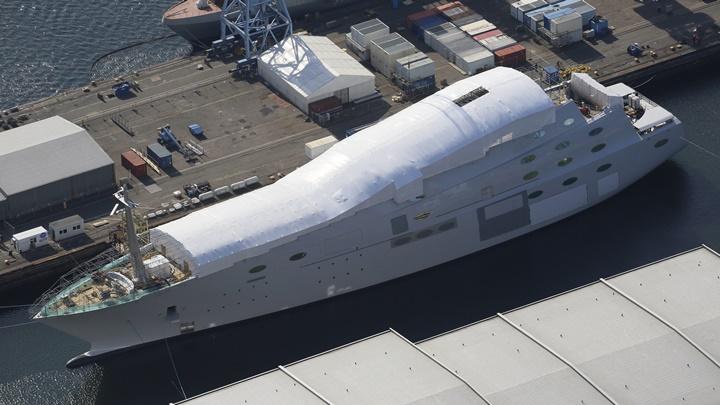 White Pearl Yacht Kiel