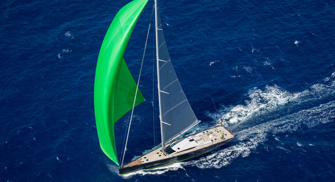 The Superyacht Cup in Palma Heating Up