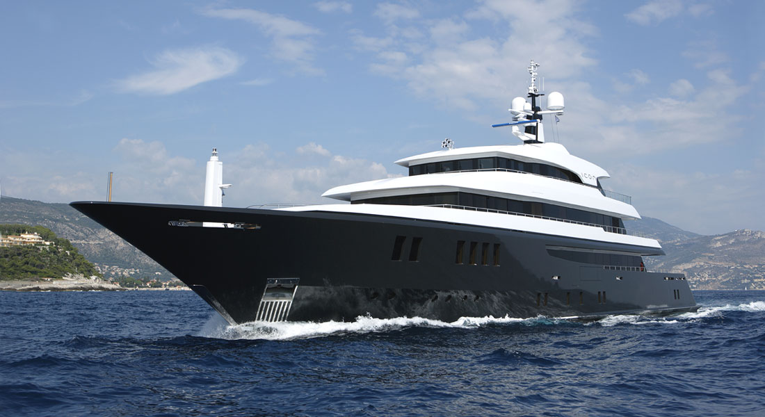 Icon Yachts Signs 80-Meter+ Megayacht