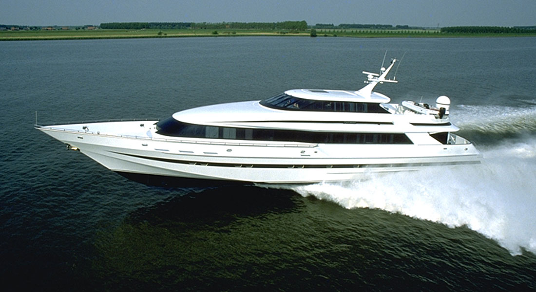 a documentary chronciles the megayacht Octopussy: The Yacht That Couldn't Be Built