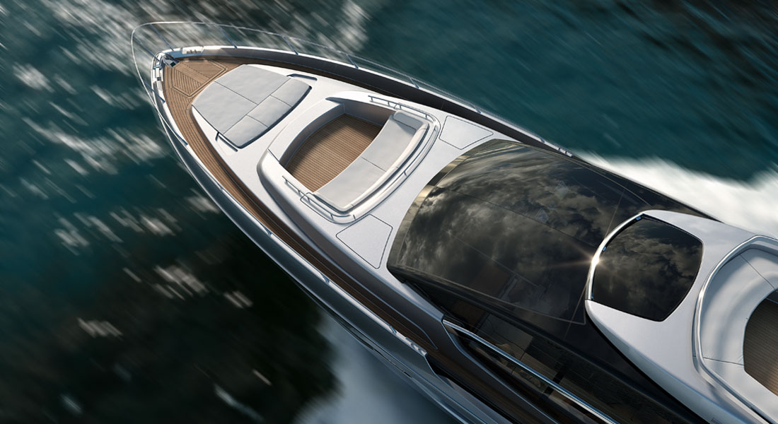 Riva 76 in Build, for Cannes Debut