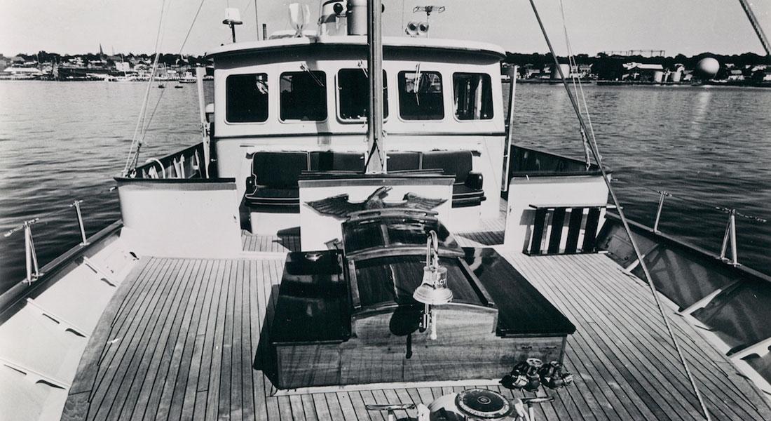 Exact, 1964 Feadship, Seeking Owner