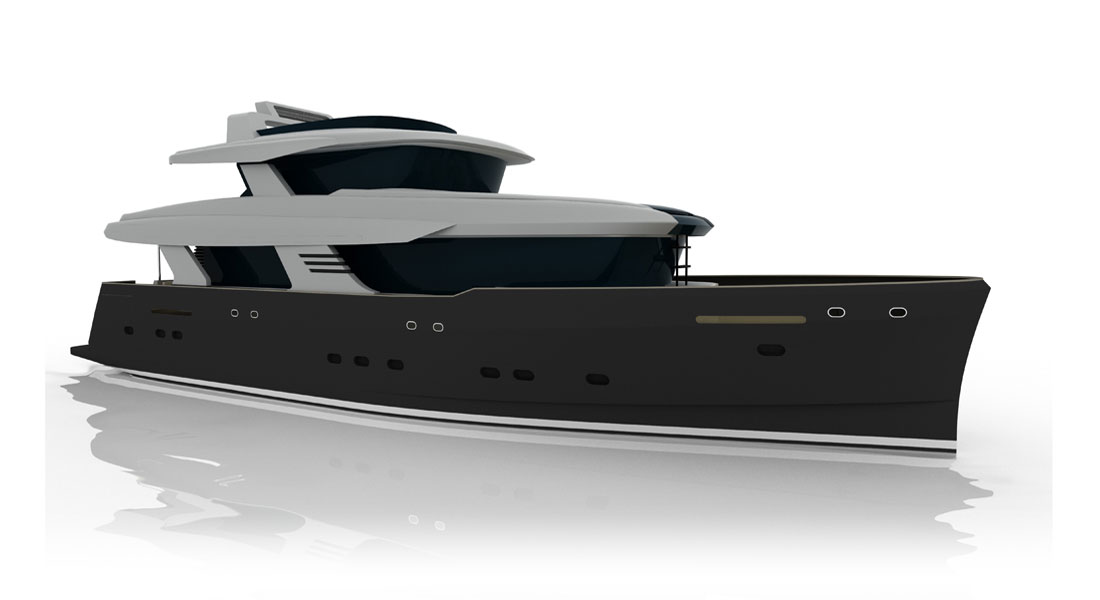 Project 099, Explorer Yacht From Holland Jachtbouw