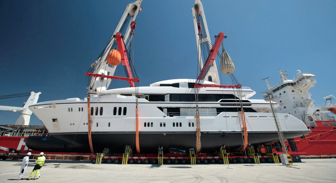 VIDEOS: Irimari Launch and Christening at Sunrise Yachts