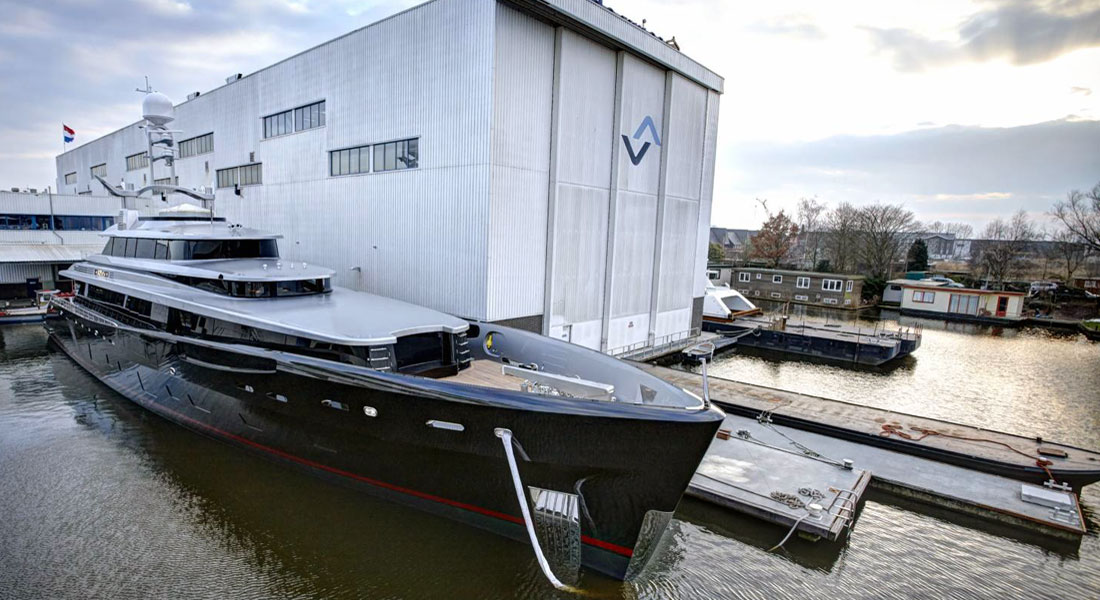 Feadship Kiss Tests GTL, a Synthetic Fuel With Strong Promise