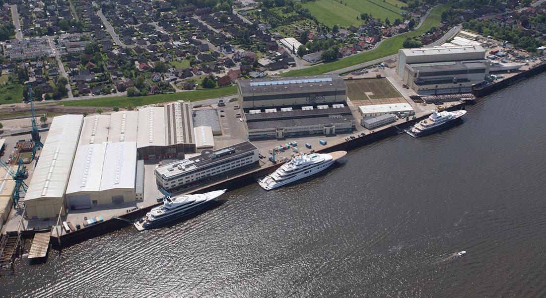 Lürssen Acquires Blohm+Voss