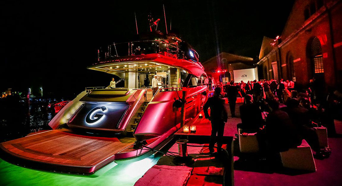 1st MCY 105, From Monte Carlo Yachts