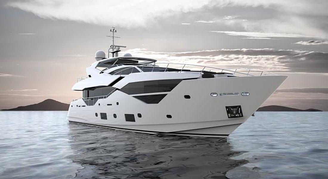 Sunseeker 116 Yacht in Build for 2016 Premiere