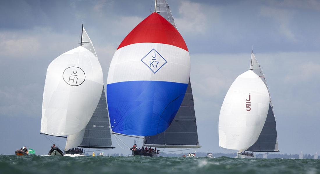 Velsheda Wins at Royal Yacht Squadron Bicentenary Race