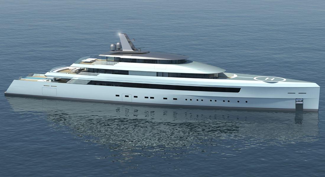 VY80 Vitruvius Turquoise Yachts