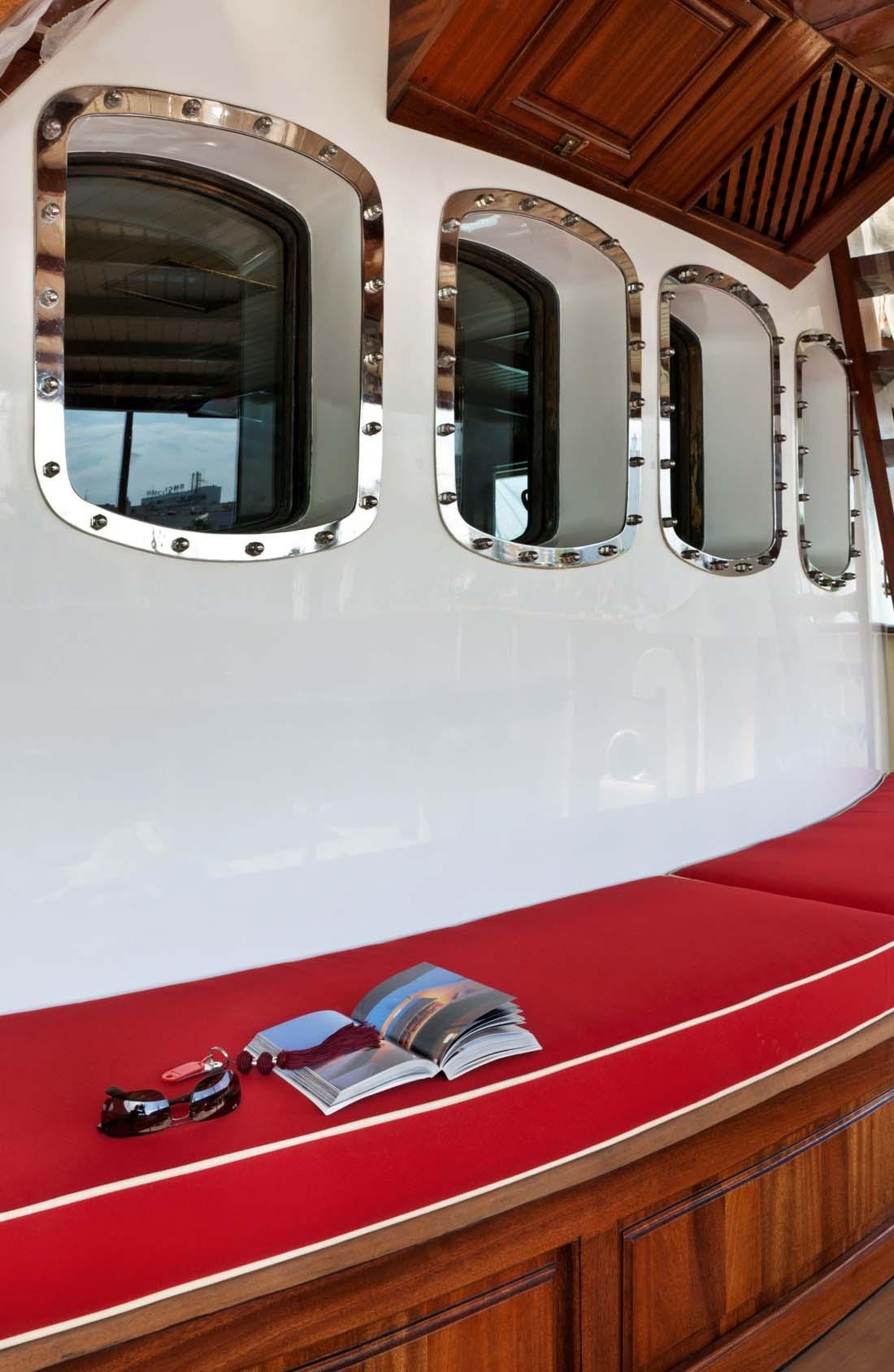 La Sultana, Spy Ship Turned Superyacht: Gallery - Megayacht News