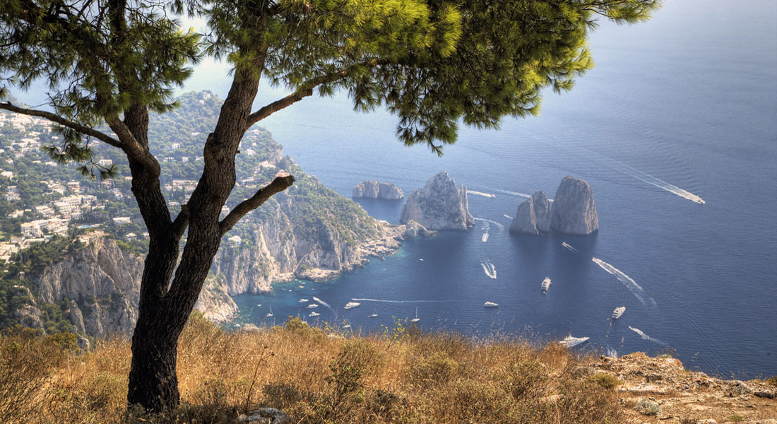 Capri has one of The 10 Highest-Priced Marinas in Europe