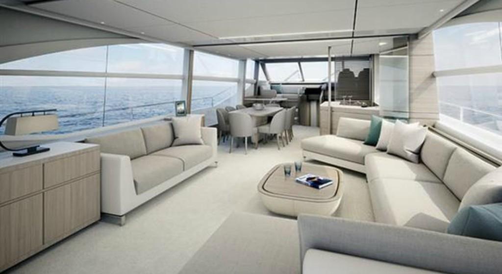 75 Motor Yacht Joins Princess Lineup Megayacht News