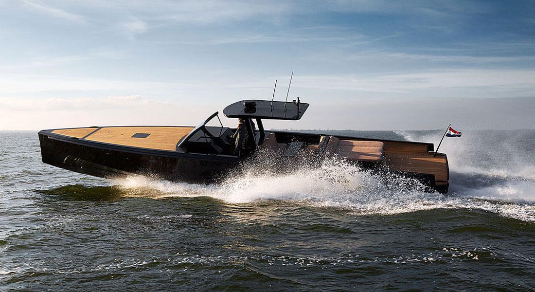 Xtender 16.1m superyacht tender carbon offset