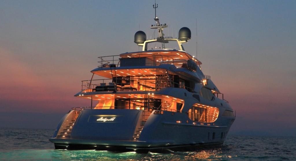Megayacht News Onboard: Lady M, by Benetti - Megayacht News