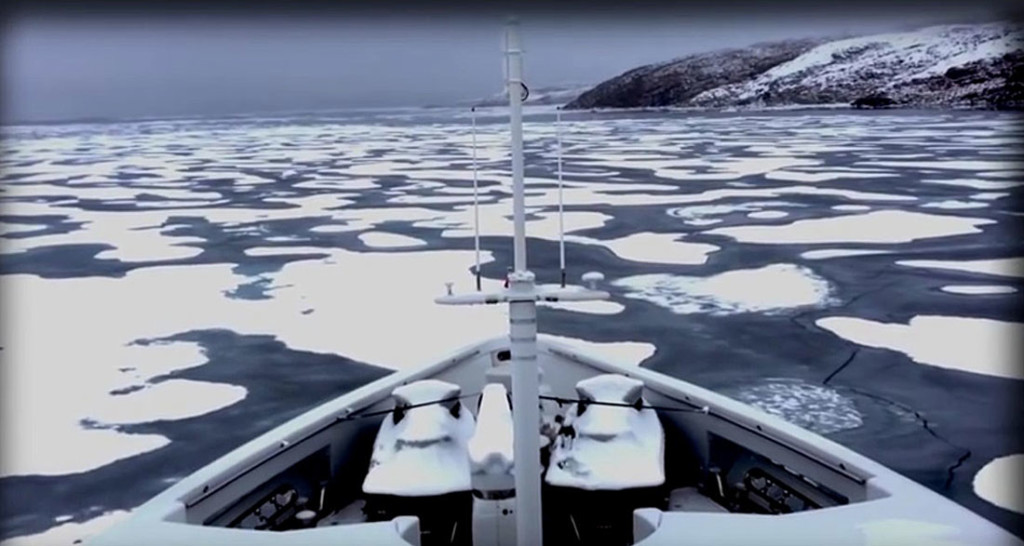 Latitude Northwest Passage video