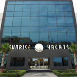 Sunrise Yachts shipyard