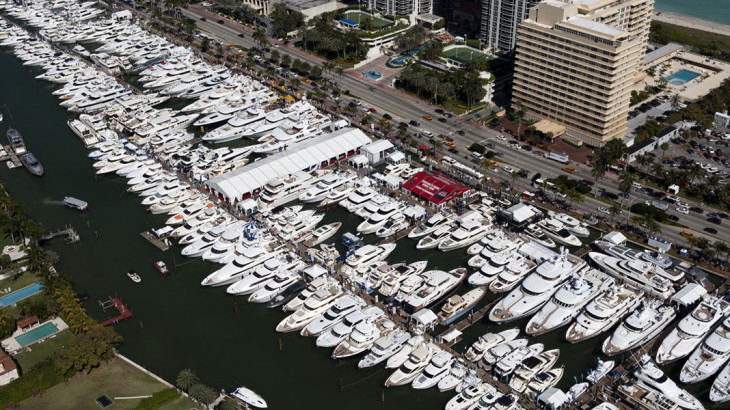 Miami Yacht Show New Name For Yachts Beach
