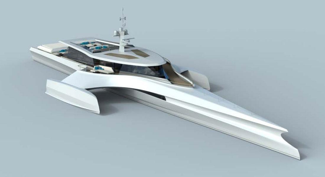 origin 575  3 hulls are better than 1