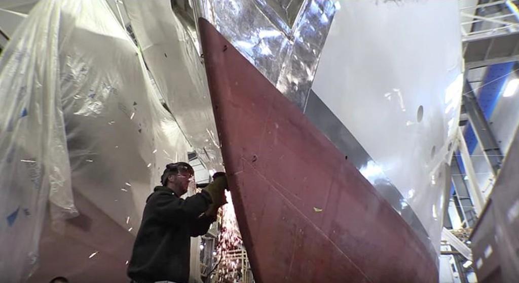 yacht refitting megayacht