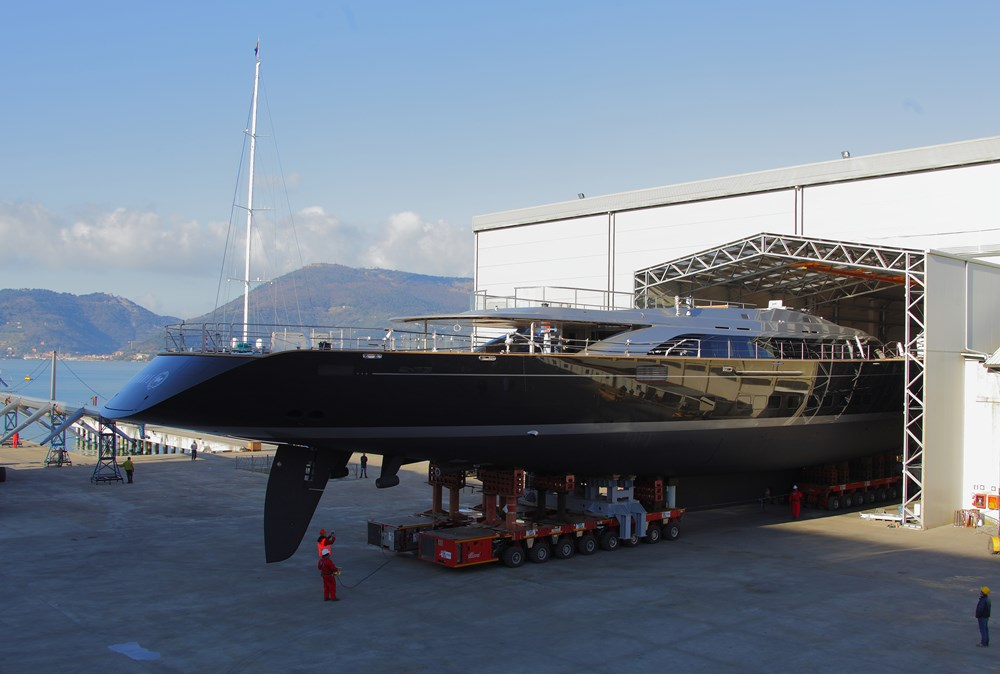 Ferretti Group and Sanlorezno Joint Venture to Acquire Perini Navi superyacht assets and yards