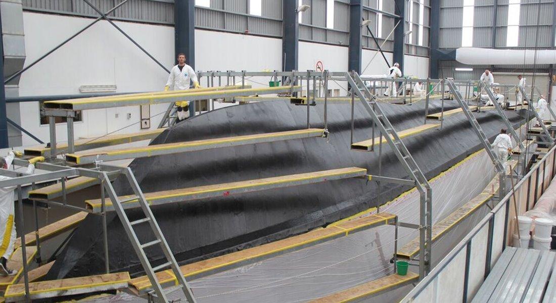 Hull 1015 Yachting Developments