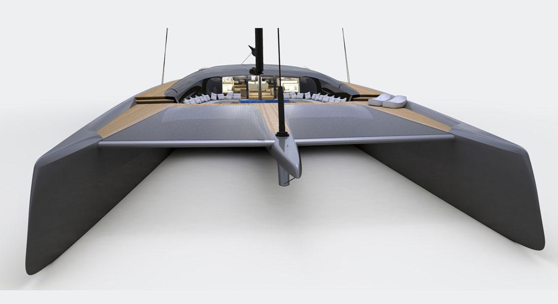 BlackCat Superyachts 50m