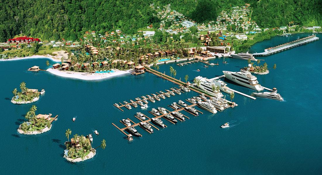 Golfito Marina Village Completing Phase One