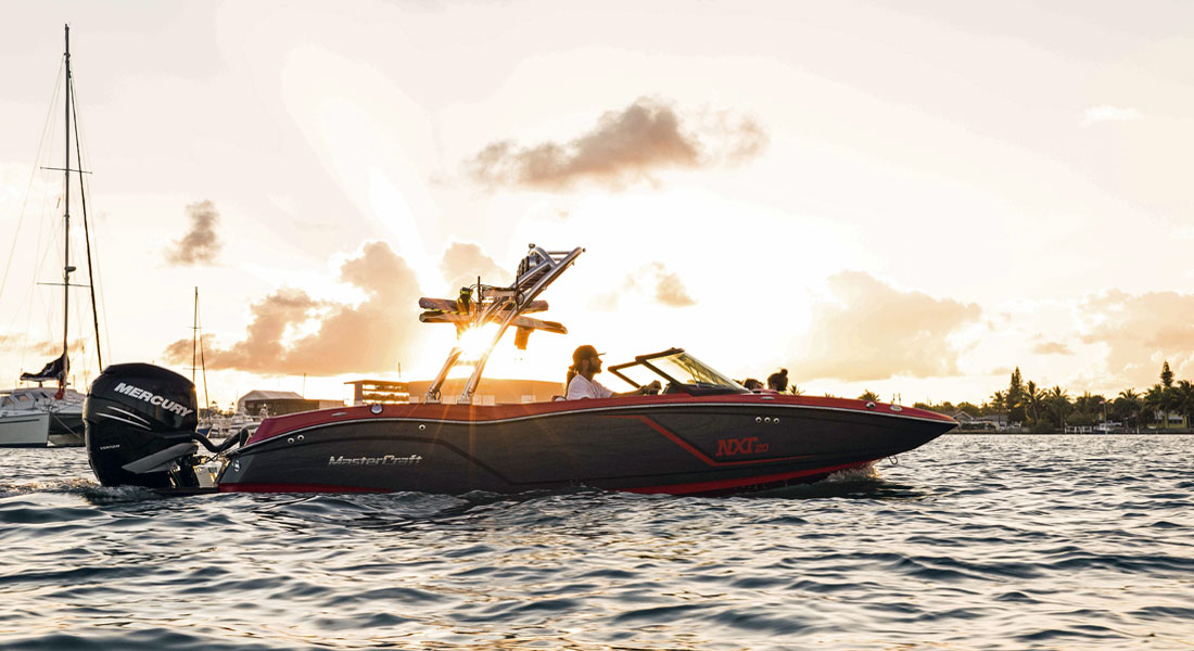 MasterCraft NXT20 Global Edition, for Towables and More
