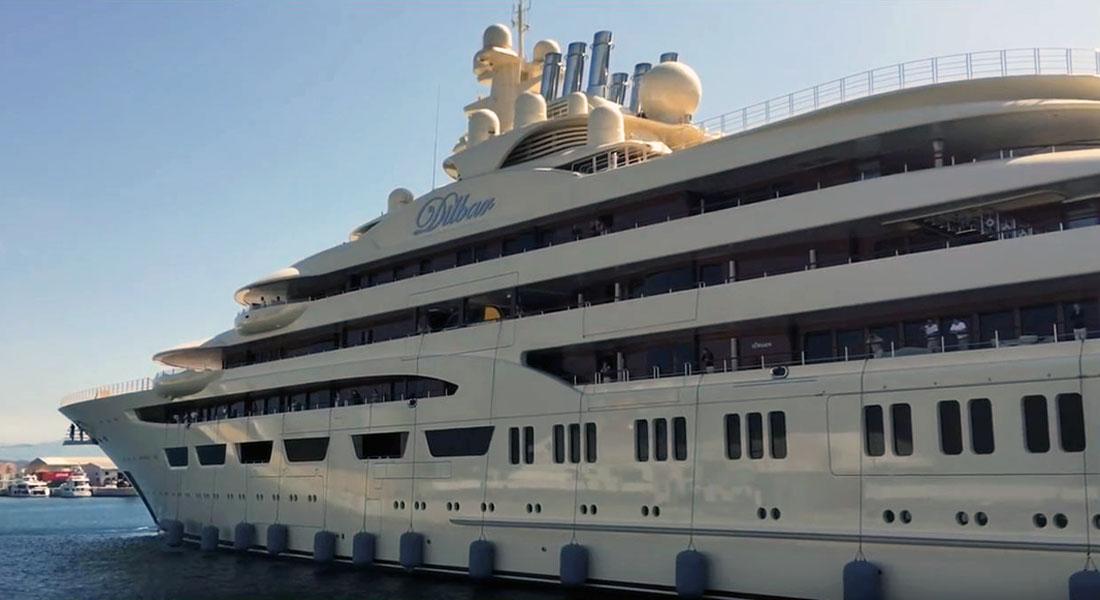 11 Megayachts to See at 2017 Monaco Grand Prix