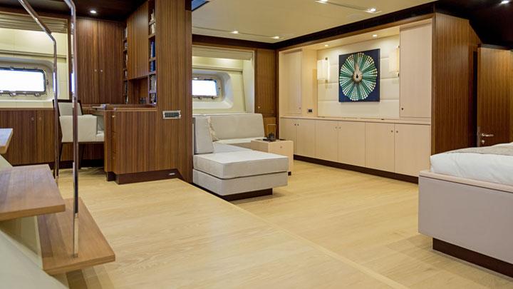 Sea Eagle Royal Huisman