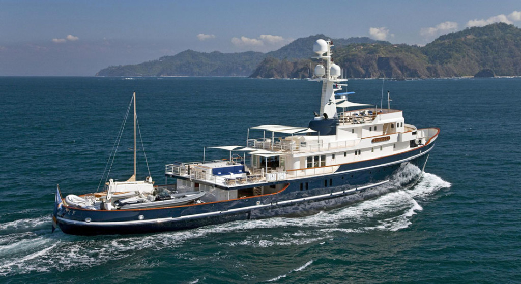 video life aboard a superyacht story