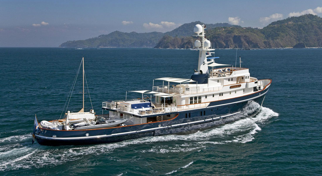 video life aboard a superyacht story