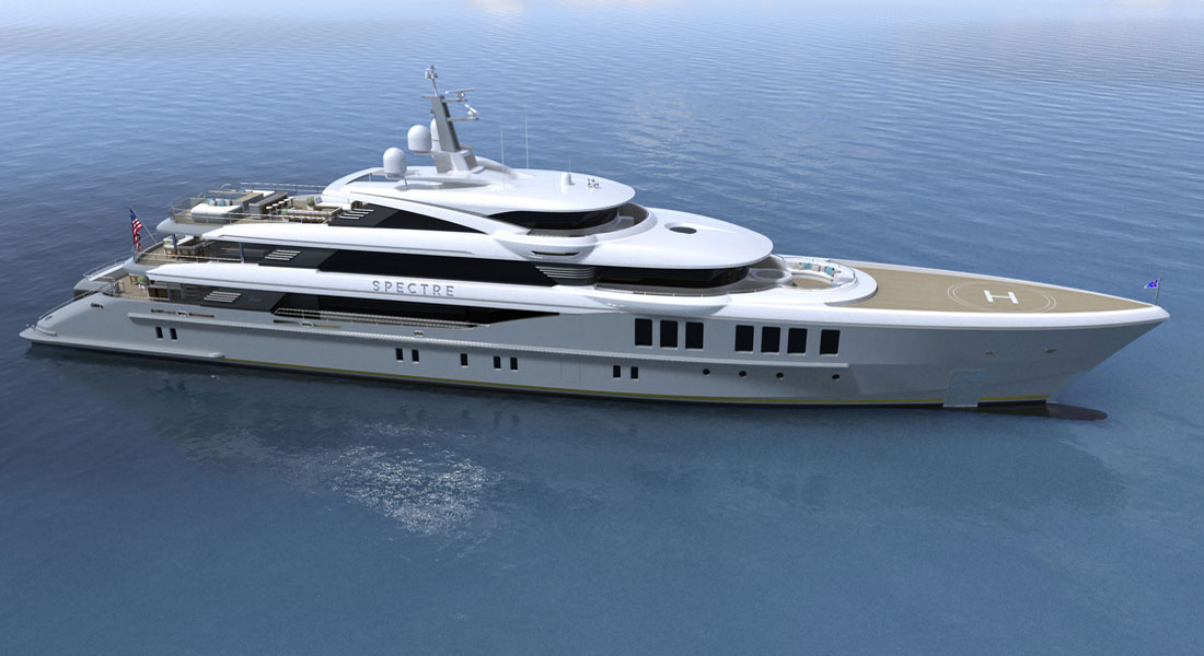 Megayachten 2018  Much-Anticipated Megayachts for 2018 - Megayacht News