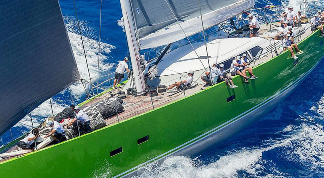 Inoui The Superyacht Cup