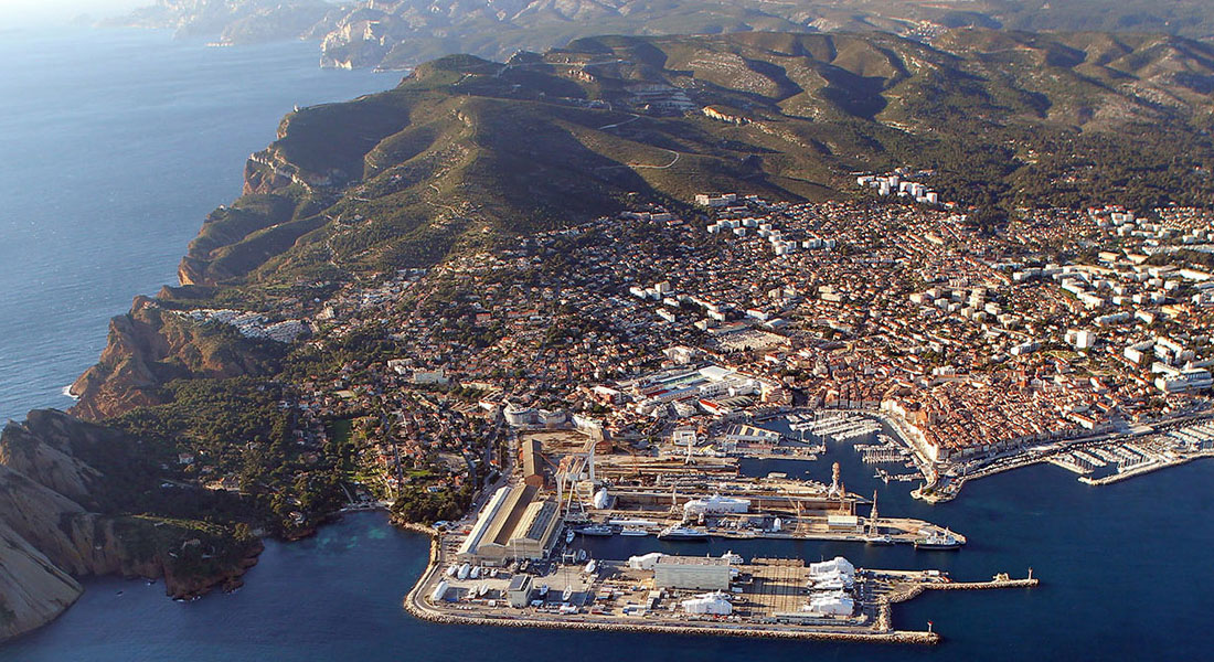 Lürssen & MB92 to Jointly Operate La Ciotat Refit Site