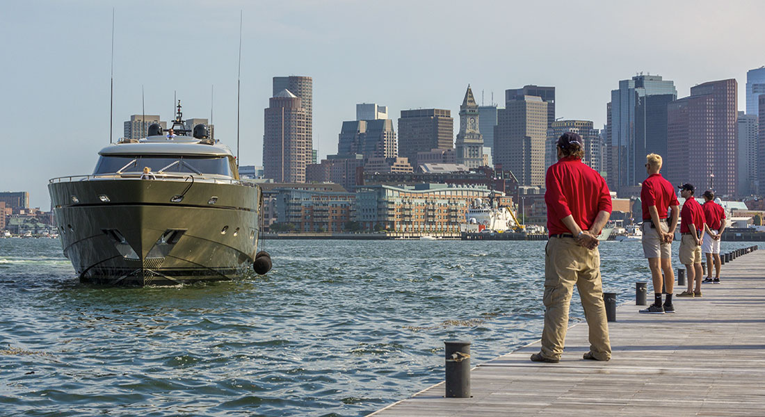 Charlestown Marina Making Waves in Boston