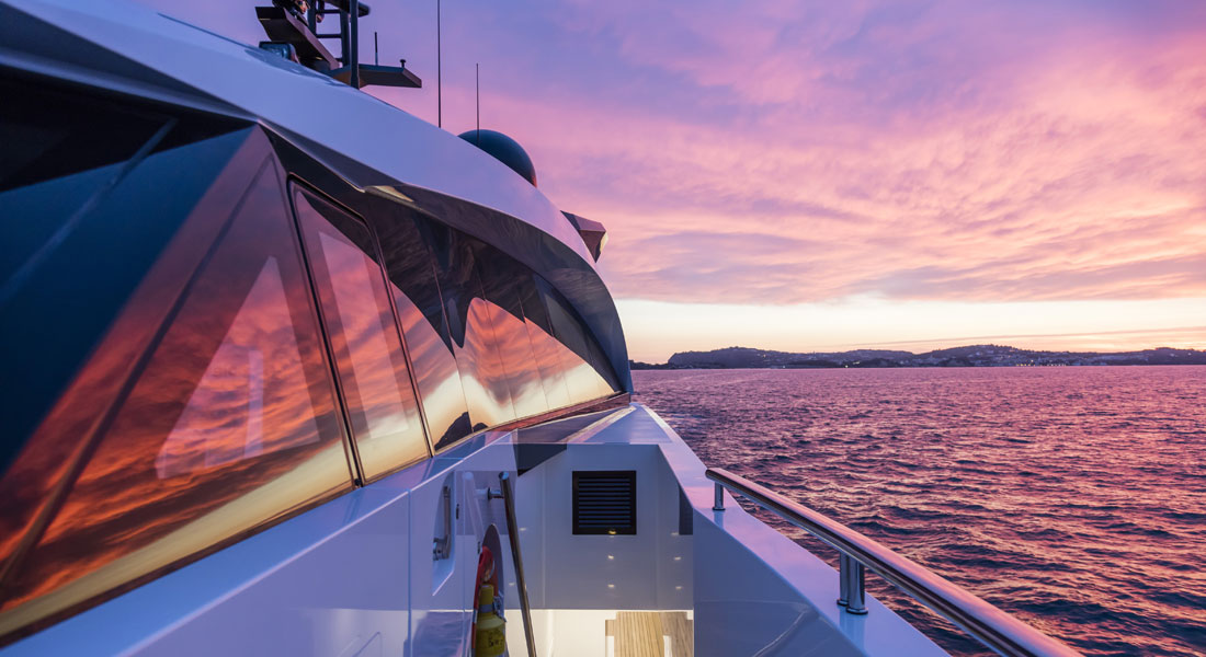 Divine, Columbus Yachts' Newest Sport Hybrid Megayacht