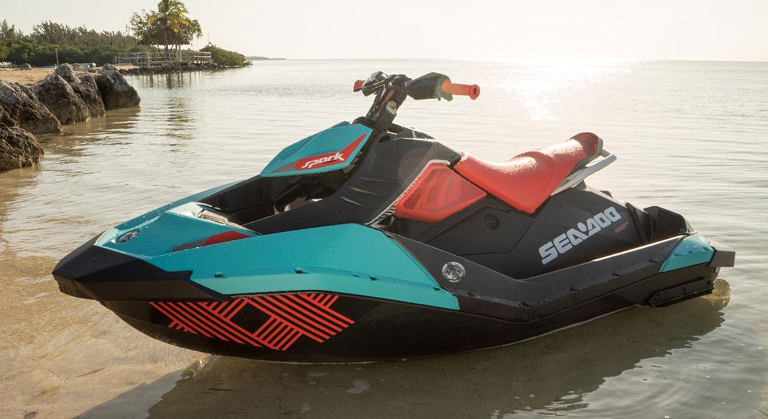 Pull Tricks With Sea Doo Spark Trixx Video Megayacht News