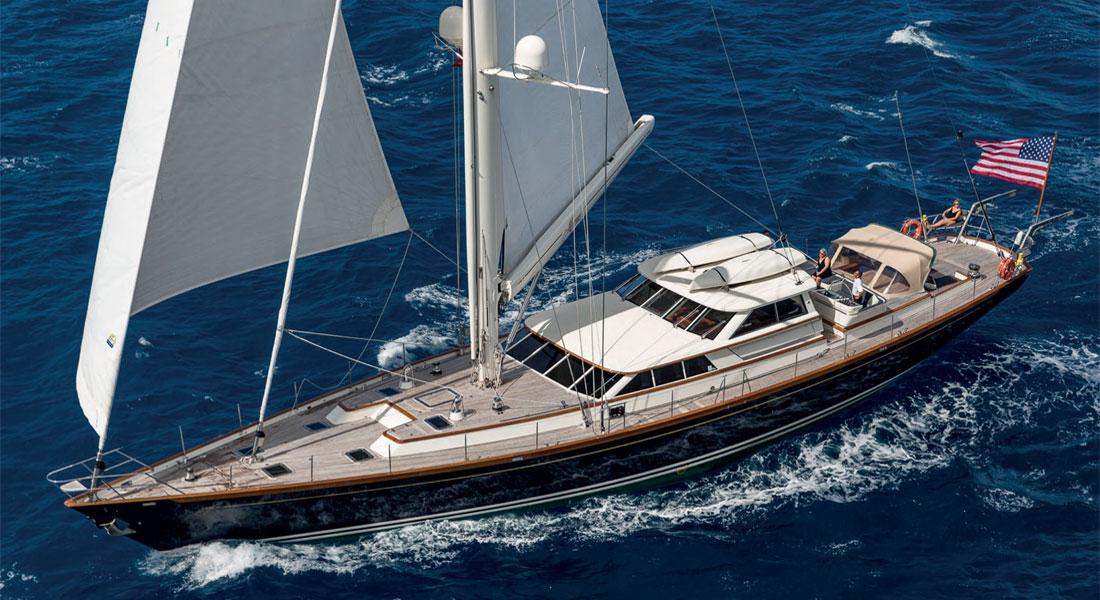Alloy Yachts Marae America's Cup Bermuda