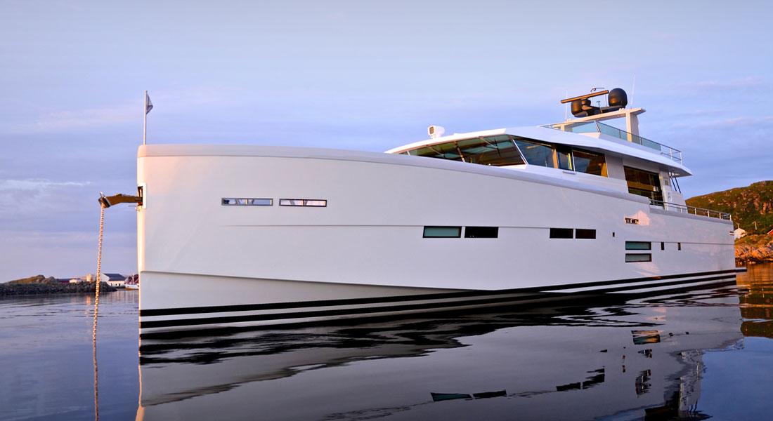 Delta 88 Carbon Sport Yacht