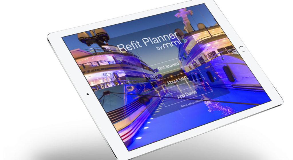 RefitPlanner app