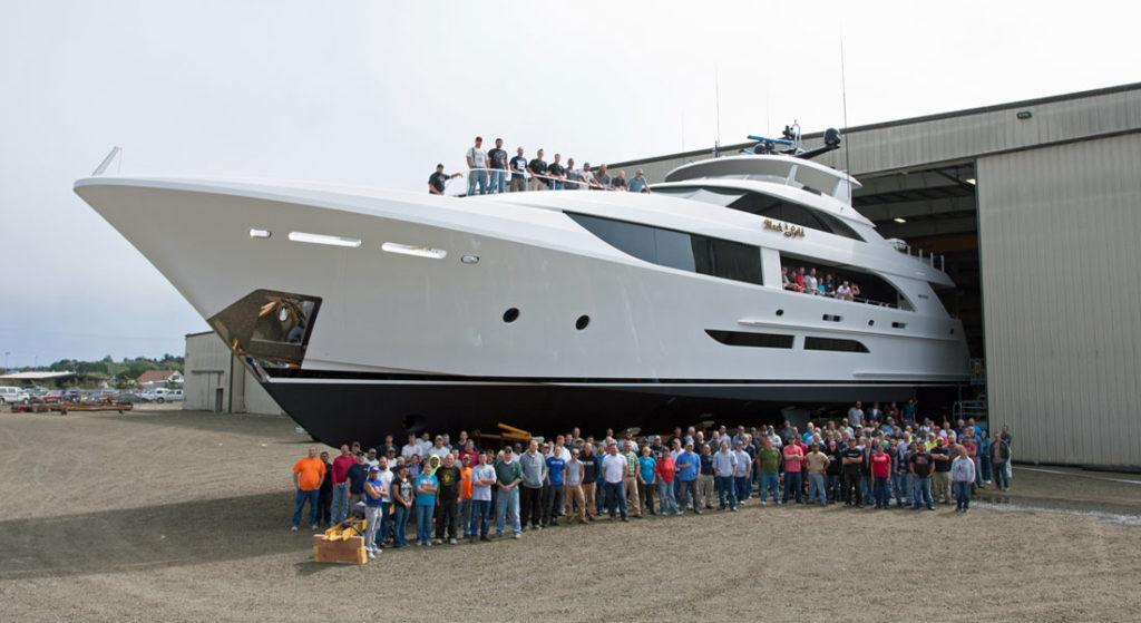 Black Gold 1st Westport 125 Megayacht News